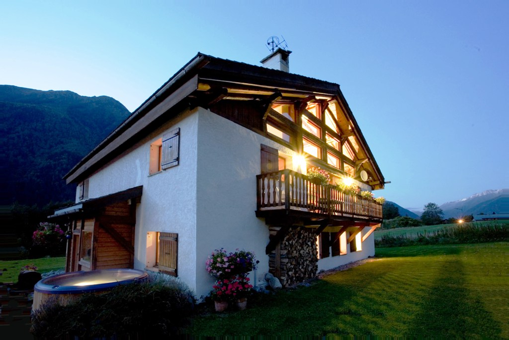 Mountain Network – ons Chalet in Chamonix 1