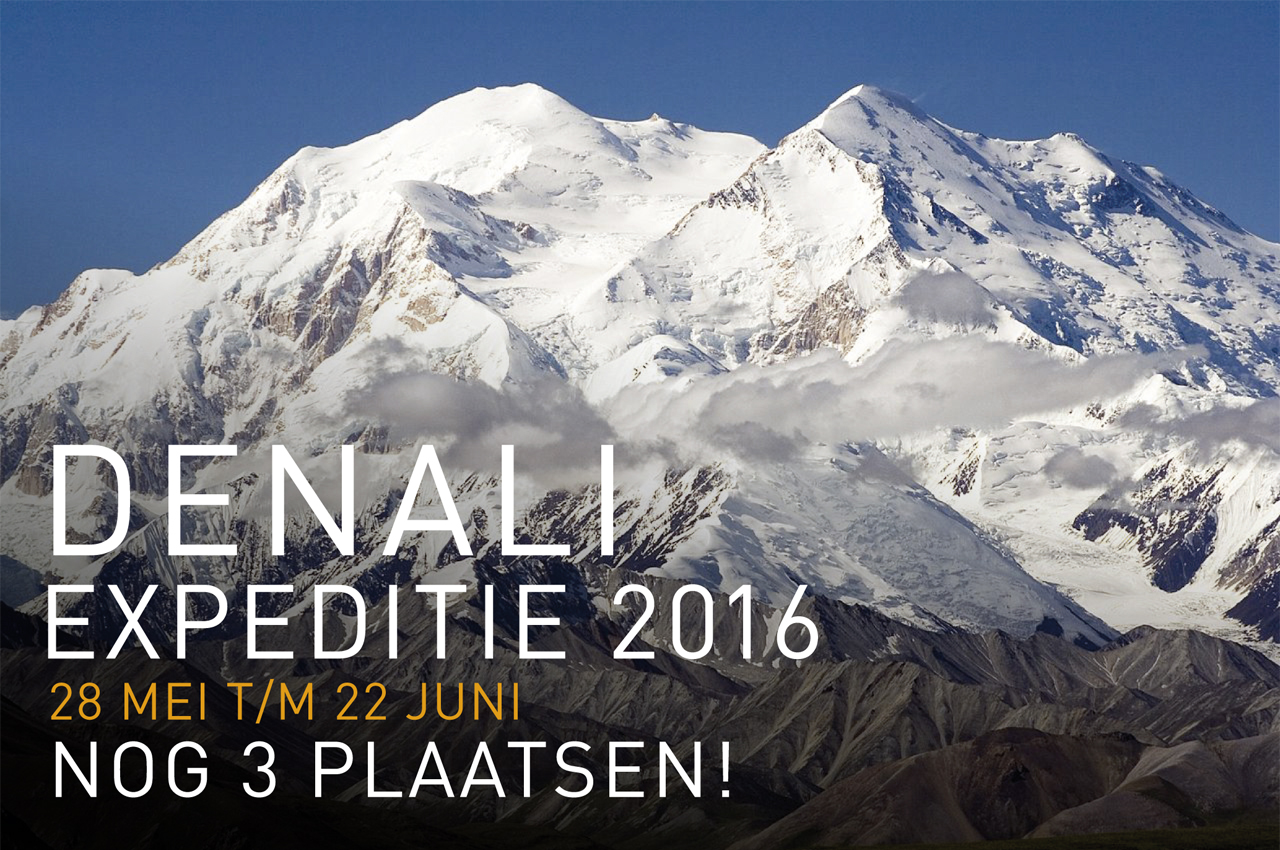 Denali Expeditie 2016 1